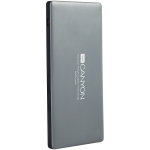 CANYON Power bank 5000mAh (Color: Dark Gray), bulit-in Lithium Polymer Battery