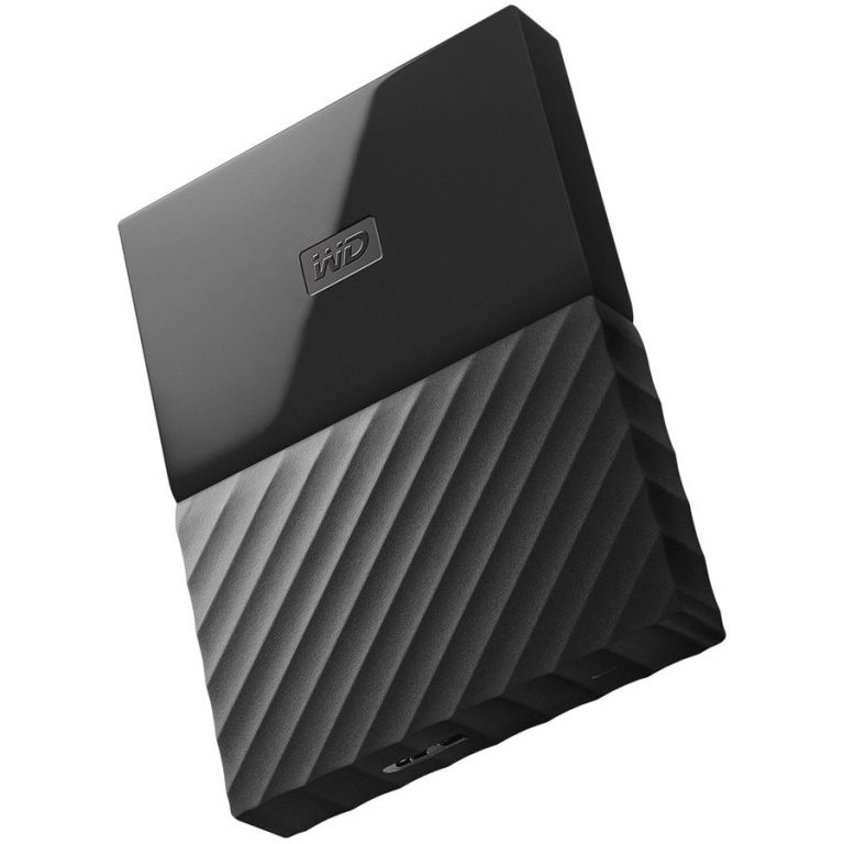 "HDD External WD My Passport (2.5"", 2TB, USB 3.0) Black"