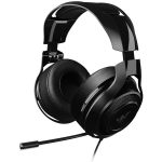 RAZER Razer ManO'War 7.1 Analog / Digital Gaming Headset ADVANCED 7.1 VIRTUAL SURROUND SOUND ENGINE, 50mm POWERFUL DRIVERS AND SOUND ISOLATION,IN-LINE CONTROLS AND FULLY RETRACTABLE MICROPHONE, Connection type: 3.5mm Analog