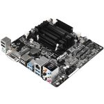 ASROCK Main Board Desktop (J3710 2.64GHz, DDR3 SO DIMM, 1xPCI 2.0×1,DVI,HDMI,DP, 8ch, GLan,SATAIII,) Mini-ITX Box