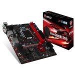 MSI Main Board Desktop B250 (S1151,2xDDR4,1xPCI-Ex16,2xPCI-Ex1, USB3.1,USB2.0,SATA III,DVI, HDMI,VGA,GLAN) mATX Retail