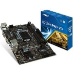 MSI Main Board Desktop B250 (S1151,2xDDR4,1xPCI-Ex16,2xPCI-Ex1, USB3.1,USB2.0,SATA III,DVI,VGA,GLAN) mATX Retail