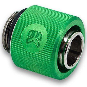 EK-ACF Fitting 10/13mm – Green (EK-DuraClear 9,5/12,7mm compatible)