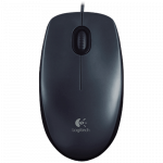 LOGITECH Corded Mouse M100 – EMEA – GRAY