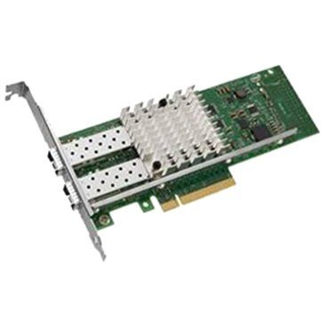 Intel X520 DP 10Gb DA/SFP+ Server Adapter, Low Profile,CusKit ,13G