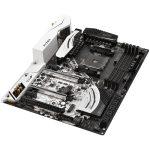 ASROCK Main Board Desktop AM4 X370 (SAM4,4xDDR4,2xPCI 3.0×16, 2xPCI Ex1, SATA III,M2,USB3.0,GLAN) ATX Retail
