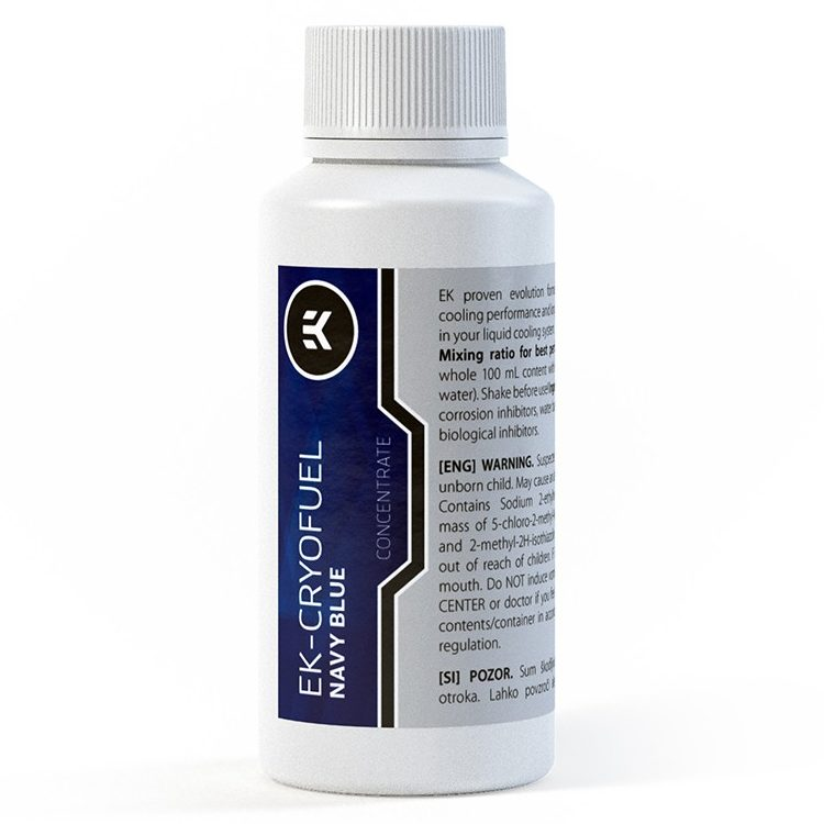 EK-CryoFuel Navy Blue Concentrate 100 mL