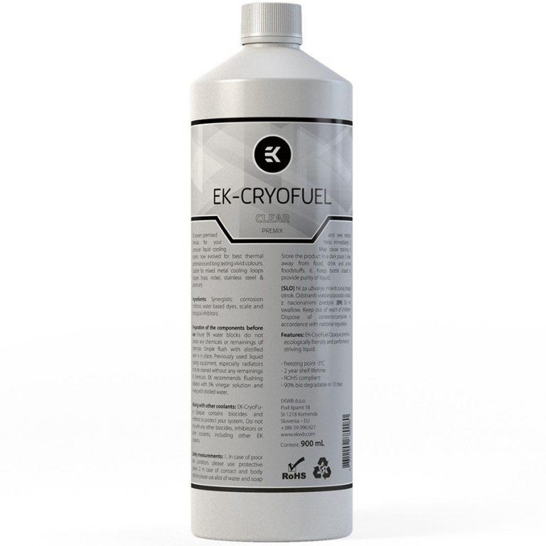 EK-CryoFuel Clear Premix 900 mL