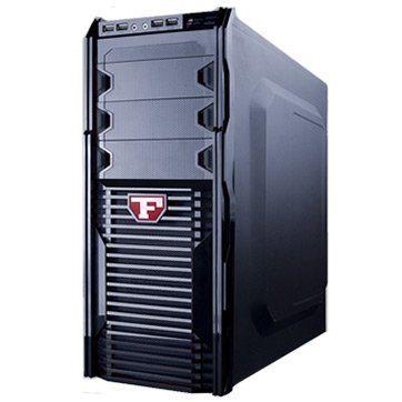 Chassis FLARE-FL02A-C-BK/BK, ATX/ MICRO ATX, 7 slots, 4 X 5.25″, 7 X 3.5″ H.D., 3 X USB2.0 / 1xUSB3.0/2 x AUDIO /, PSU 550W 12 sm, 20+4pin, 2 x IDE, 3 x SATA, 360*175*405mm, 1 x 80mm Back Black FAN /opt/., Black
