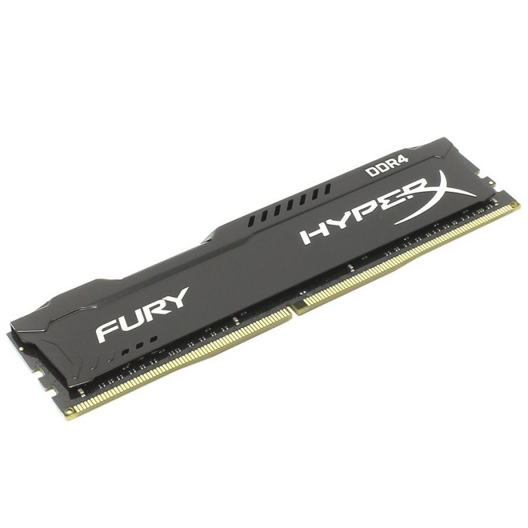 16GB 2666MHz DDR4 CL16 DIMM HyperX FURY Black
