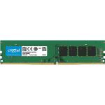 Crucial DRAM 8GB DDR4 2666 MT/s (PC4-21300) CL19 SR x8 Unbuffered DIMM 288pin