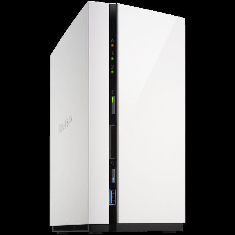 QNAP TS-228 (NAS, 2HDD, SATA, CPU: 1,1GHz, RAM: 1GB, 1x RJ-45, 1x USB3.0, 1x USB2.0)