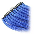 GELID 24pin Power extension cable 30cm individually sleeved BLUE