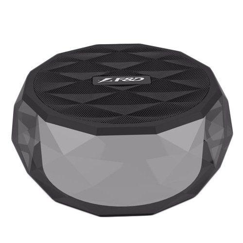Multimedia Bluetooth Speaker F&D W3 – Power output 3W, 2″ full range Neodymium driver , Bluetooth 4.1, 380Hz – 20KHz, 360 degree sound field (micro SD card, 3.5mm Aux input, Li-ion battery, Black