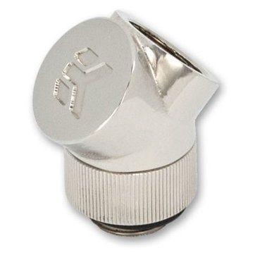 EK-CSQ Adapter 45° G1/4 Nickel
