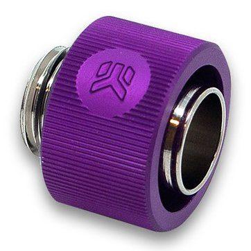 EK-ACF Fitting 12/16mm – Purple (EK-DuraClear 11,1/15,9mm compatible)