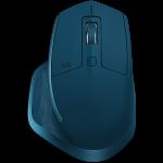 LOGITECH Bluetooth Mouse MX Master 2S – EMEA – MIDNIGHT TEAL