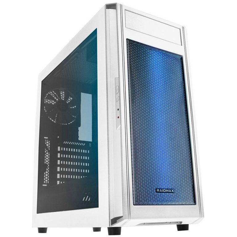 Chassis ALPHA A15 Tower, ATX, 7 slots, 2 X 3.5″ H.D.,2 X 2.5″ H.D,  2 x AUDIO / 2 x USB3.0, PSU Optional,3 X 120mm Front optional, 1 x 120mm Back included, White
