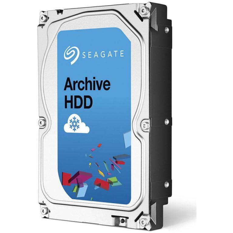 SEAGATE HDD Exos 5E8 (3.5′ / 8TB / 256m/ SATA / 5400rpm)