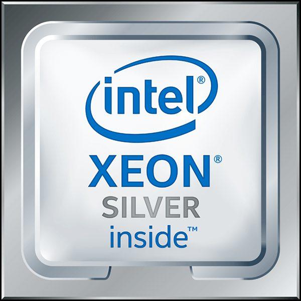 Intel CPU Server Xeon-SC 4110 (8-core, 8/16 Cr/Th, 2.10Ghz, HT, Turbo, 11MB, noGfx, 2xUPI 9.60GT/s, DDR4-2400, 1xFMA_AVX-512, Std.RAS, FC-LGA14-3647 Socket-P), Box