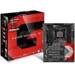 ASROCK Main Board Desktop iX299 (S2066, 8xDDR4, 4xPCIE3.0, 1xPCIx1, SATA III, M.2, Raid, GLAN, USB3.1) ATX retail