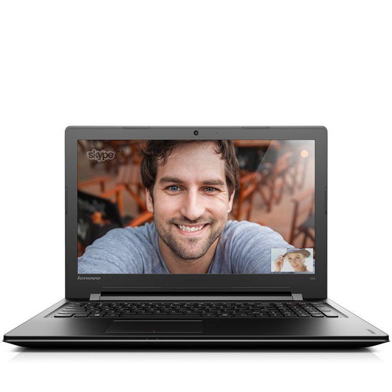 LENOVO 300/ 80M20099BM 300-14/BLACK/14'' HD/INT/N3060/4G/500G/ DOS