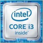 Intel CPU Desktop Core i3-8100 (3.6GHz, 6MB, LGA1151) box