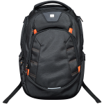 """CANYON Backpack for 15.6"""" laptop, black (Material: 1680D Polyester)"""