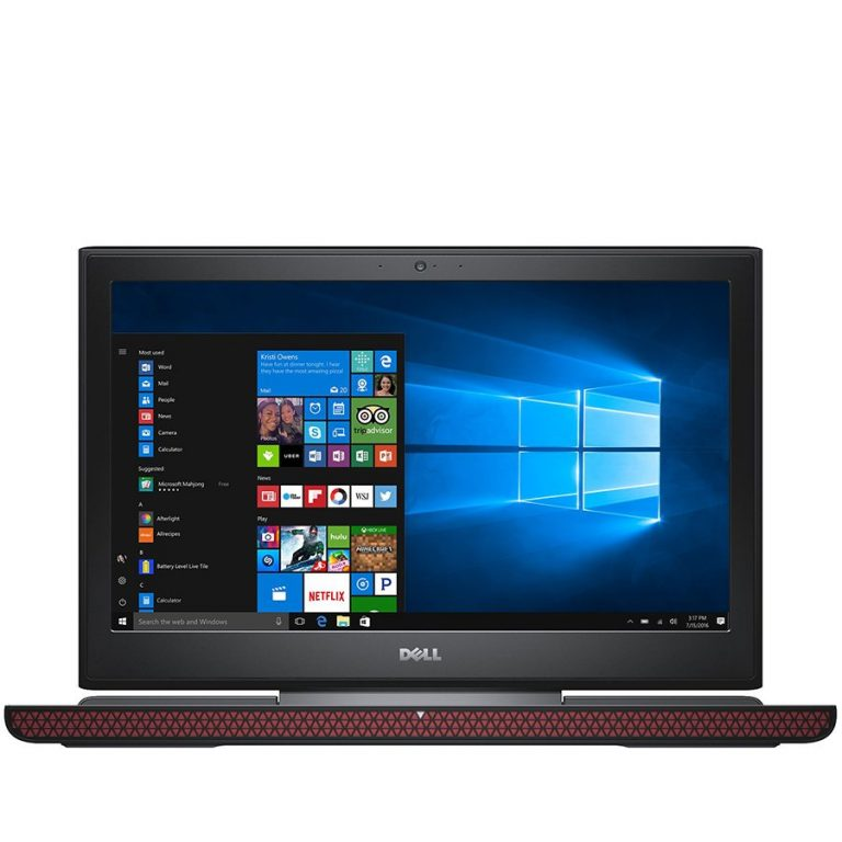 Notebook DELL Inspiron 7567 15.6″ FHD (1920 x 1080) Anti-Glare, i7-7700HQ up to 3.8 GHz, RAM 8GB, HDD 1TB, GTX 1050Ti 4GB GDDR5 ,English Backlit Keyboard, Ubuntu Linux 16.04, 3Y