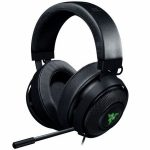 Razer Kraken 7.1 V2 OVAL – Digital Gaming Headset, Drivers: 50 mm, with Neodymium magnets, 7.1 VIRTUAL SURROUND SOUND ENGINE, Chroma lighting, active mic,PC/PS4/Mac, USB