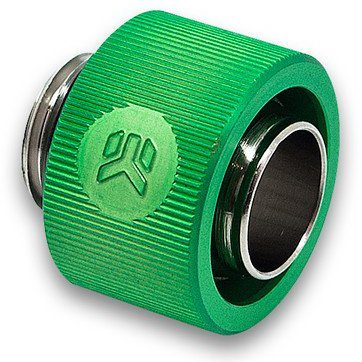 EK-ACF Fitting 12/16mm – Green (EK-DuraClear 11,1/15,9mm compatible)