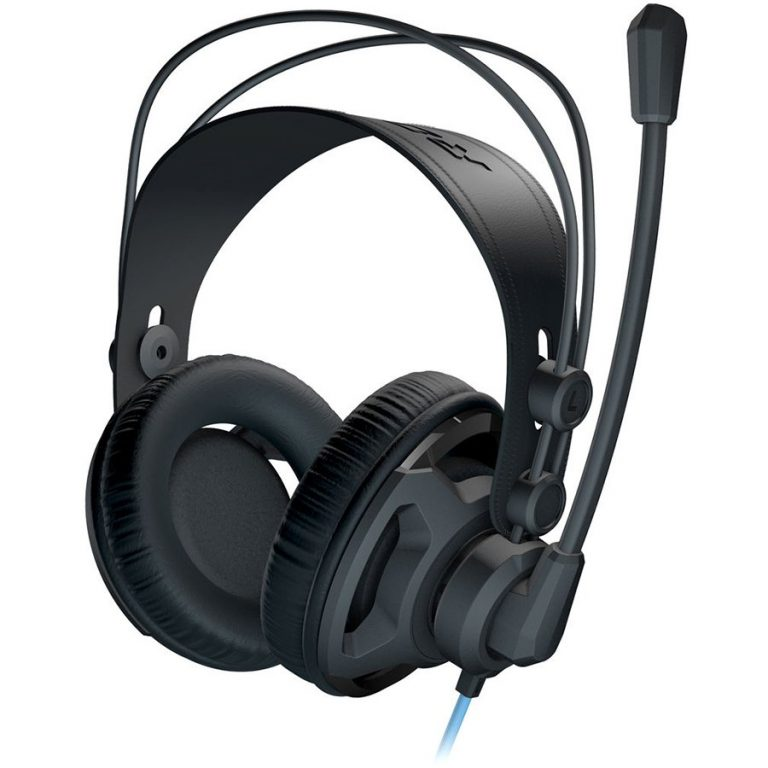 ROCCAT Renga – Studio Grade Over-ear Stereo Gaming Headset,MIC & INLINE REMOTE,DRIVER UNITS Measured Frequency response: 20∼20000Hz,Impedance:32Ω,Max. SPL at 1kHz:110dB,Drive diameter:50mm,Driver unit material:Neodymium magnet
