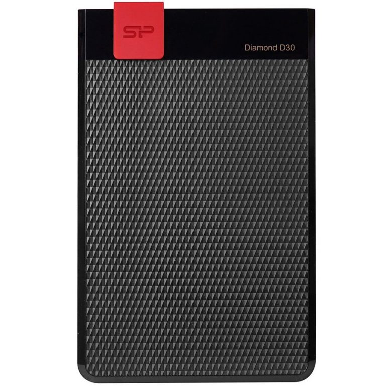 SILICON POWER 1TB, PHD, Diamond D30, Black