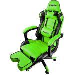 Gaming Chair Raidmax DK709GN Black/Green
