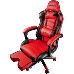 Gaming Chair Raidmax DK709OG Black/Red