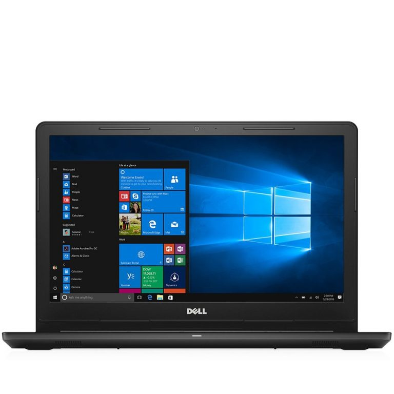 Dell Inspiron 15 3567, Core i5-7200U Processor (3MB Cache, up to 3.1 GHz), 15.6″ (1920×1080) Anti-Glare, 8GB DDR4 2400MHz, 1TB 5400 rpm HDD, Radeon R5 M430 2GB DDR3, 45 Watt, 4-Cell, 802.11ac + Bluetooth 4.1, Dual Band 2.4&5 GHz, Win 10 Home, 2Y CIS