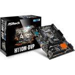 ASROCK Main Board Desktop H110 (S1151, 2xDDR4,1xPCI E 3.0 x16,2xPCI E 2.0×1, 1xPCI,SATA III ,GLAN,COM,DVI,VGA, USB3.0)micro ATX retail