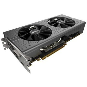 SAPPHIRE PULSE RADEON RX 570 8G GDDR5 DUAL HDMI / DVI-D / DUAL DP OC W/BP (UEFI)