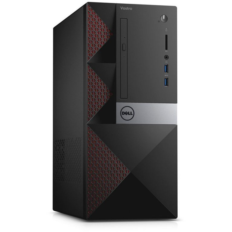 Dell Vostro 3668, Intel Core i5-7400 (6MB Cache, up to 3.50 GHz), 8GB (1x8GB) DDR4 2400MHz, 1TB SATA (7200rpm), GeForce GT 710 2