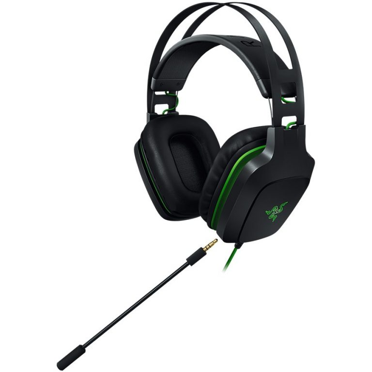 Razer Electra V2 USB – Digital Gaming and Music Headset,Custom-tuned 40 mm drivers ,Unibody aluminum frame for added durability,Virtual 7.1 surround sound for enhanced immersion