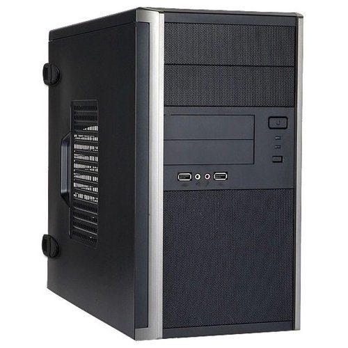 Chassis In Win EM035, Micro-ATX, Mini-ITX, UATX TOWER CASEONLY/TAC2.0/BLACK/USB3.0+AUDIO(HD)/HDD CAGEx1/FULL, Dimensions: 350 x 190 x 425 mm, PCI-E Expansion Slot x 4