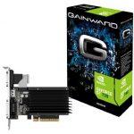 Gainward Video Card GeForce GT 730 SilentFX GDDR3 2GB/64bit, PCI-E 2.0, HDMI, DVI, VGA, Retail