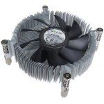 GELID POLAR 1U Low Profile Cooler for Intel LGA 1150/1155/1156/1151, 27mm Height, 75mm Ball Bearing PWM Fan/65 Watt TDP; 2Y Warranty