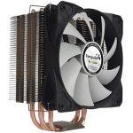 GELID TRANQUILLO Intel: 775/1150/1151/1155/1156/1366/2011(+Mounting clip); AMD: AM2/AM2+/AM3/AM3+/AM4/FM1/ FM2/FM2+; Fan Dimensions (mm):120 (l) x 120 (w) x 25 (h); 5Y Warranty