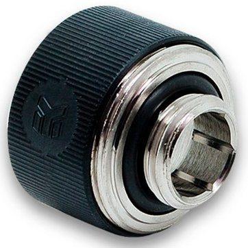 EK-HDC Fitting 16mm G1/4 – Black