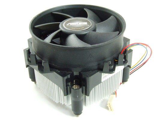 CPU Cooler SK 775 Radial Aluminium