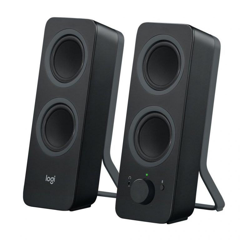 LOGITECH Audio System 2.1 Z207 with Bluetooth – EMEA – BLACK