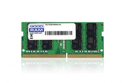 GOODRAM SODIMM DDR4 4GB PC4-19200 (2400MHz) CL17 512×8