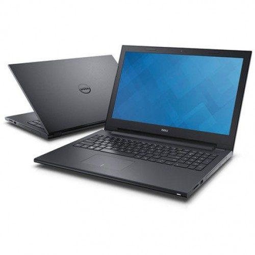 Dell Inspiron 3552, 15.6-inch HD (1366×768), Intel Celeron N3060, 4GB (1x4GB) DDR3L 1600Mhz, 500GB SATA (5400RPM), DVD+/-RW, Intel HD Graphics, WiFi 802.11bgn, Bluetooth 4.0, non-Backlit Keyb, 4-cell 40WHr, Ubuntu, Black, 2Yr CIS