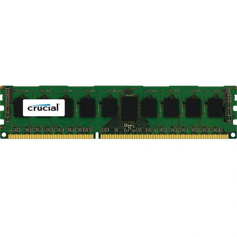 4GB RDIMM, 1600 MHz, Low Volt, Dual Rank